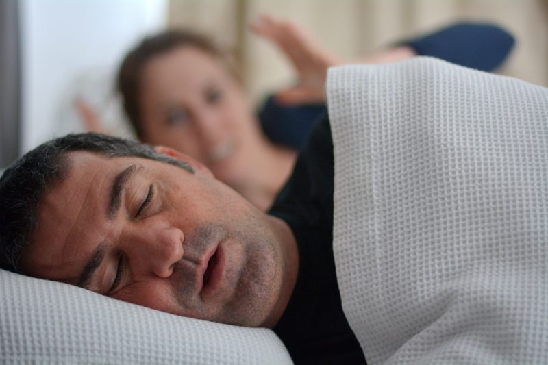 Local dentist explains sleep apnoea