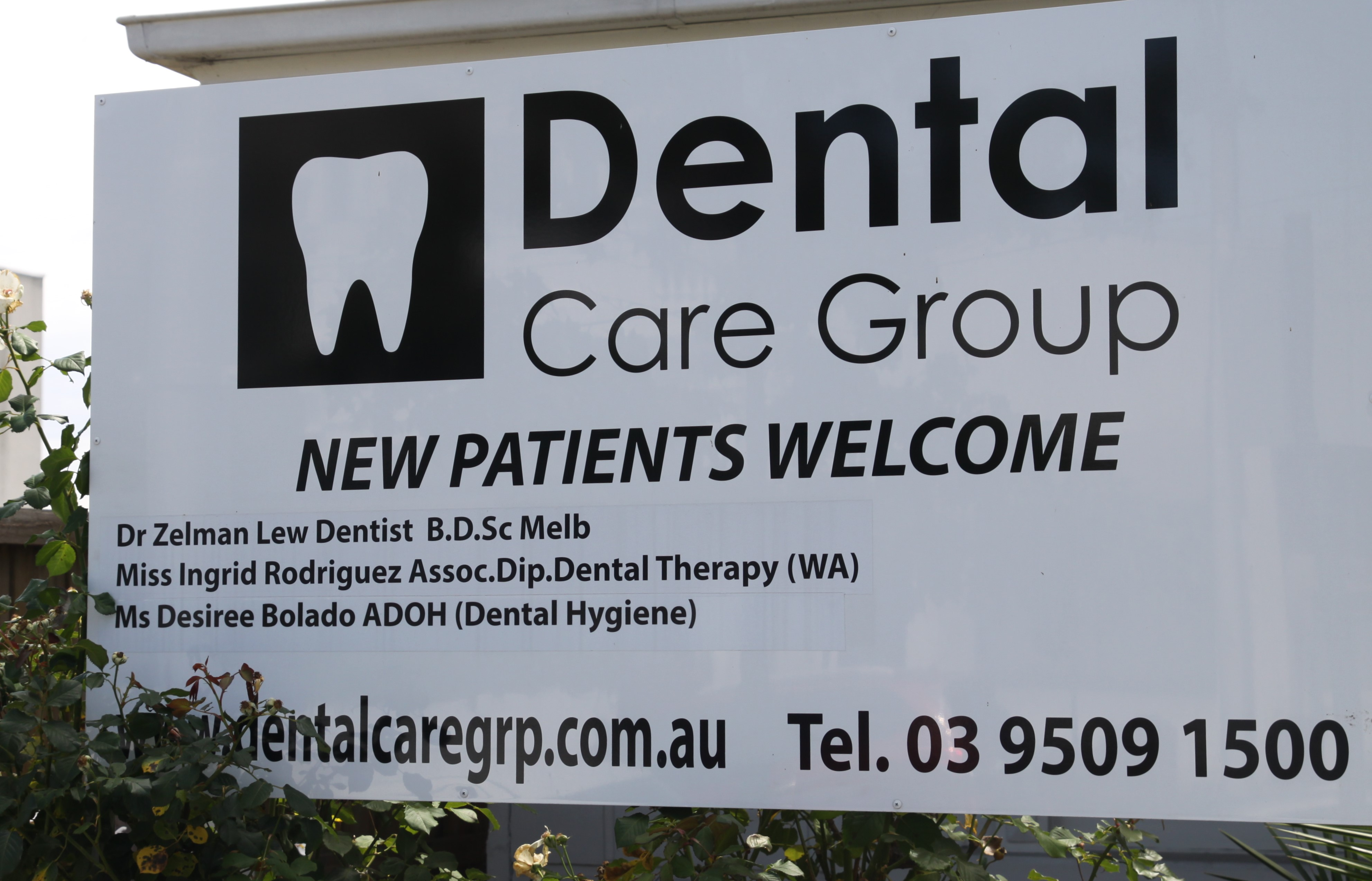 First appointment at our Armadale Dental Clinic